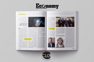 Read more about the article CLE tra le PMI più innovative d'Italia per la rivista nazionale Economy