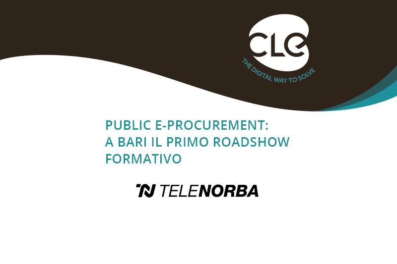 You are currently viewing Norbaonline.it dedica una news al 1° Roadshow sul Public e-Procurement