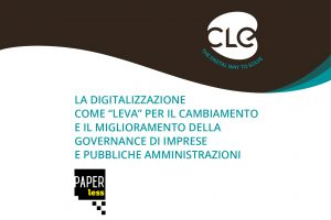 Read more about the article L'intervento di Mariarosaria Scherillo su Paperless, il primo magazine sulla digitalizzazione a norma dei processi