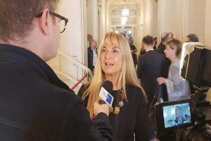 Read more about the article TGR Puglia: intervista al CEO Mariarosaria Scherillo in occasione dell'evento ANSA per promuovere le eccellenze pugliesi