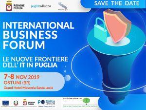 CLE Srl all'International Business Forum di Ostuni